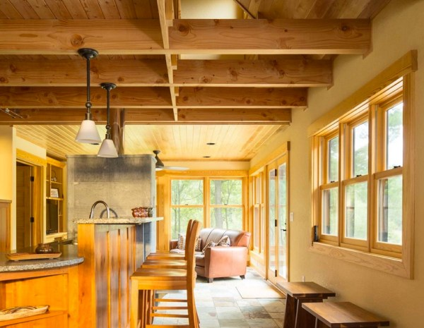 Trout Fishing Cabin by Dale Mulfinger of SALA Architects 006