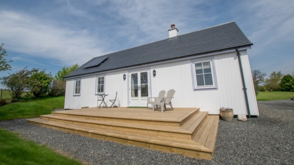 Two Bedroom Wee House in South Ayshire Scotland 0019