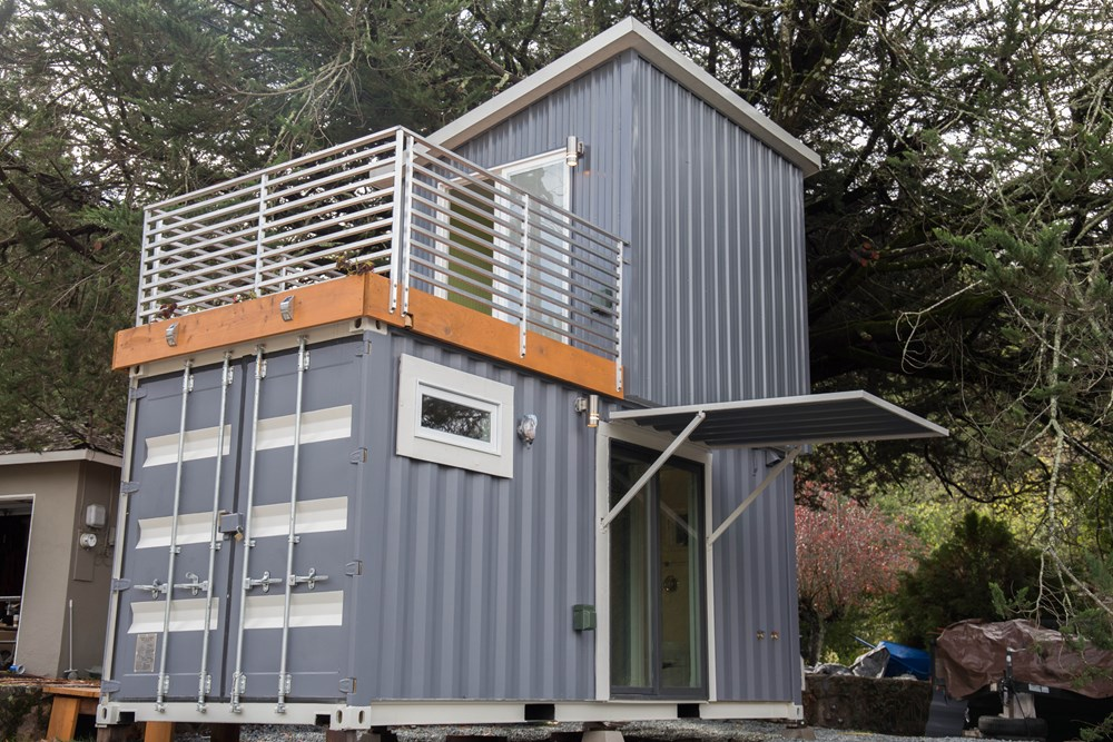 Two story shipping container tiny house for sale for 2 story house for sale