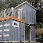 Two-Story Shipping Container Home