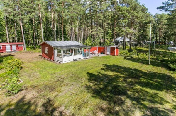 419 Sq. Ft. Tiny Red Cottage