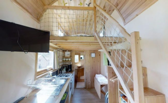 How You Can Finally Stay In A Tiny House 34 Tiny House