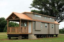 Park Model Texas Tiny House
