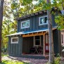 400 Sq Ft Walden Tiny House By Hobbitat Spaces