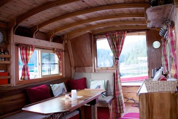 WaterWoody Houseboat 003