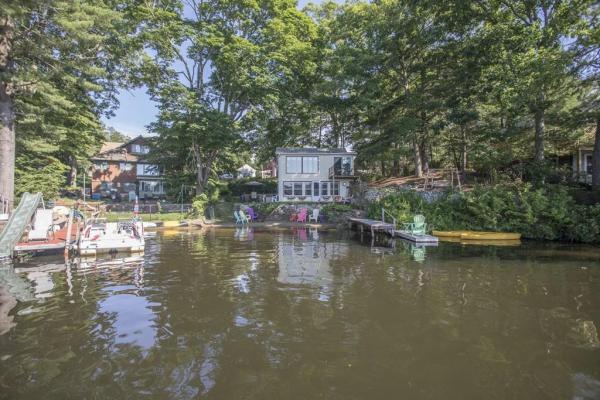 Waterfront Tiny Home near Boston
