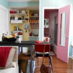 Woman's 120 Sq Ft Tiny Apartment in Toronto 0010