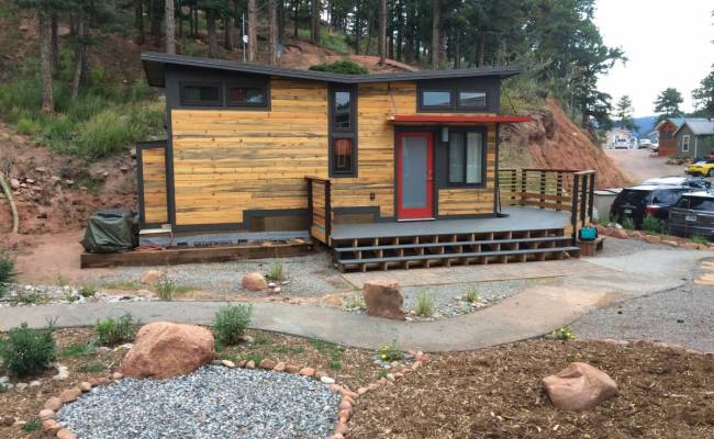 Move In Ready Tiny House In A Legal Community For Sale