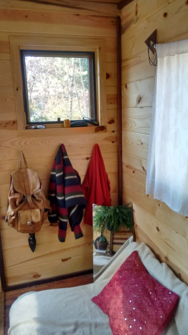 Woolly Resistance Tiny House by Carpenter Owl 004