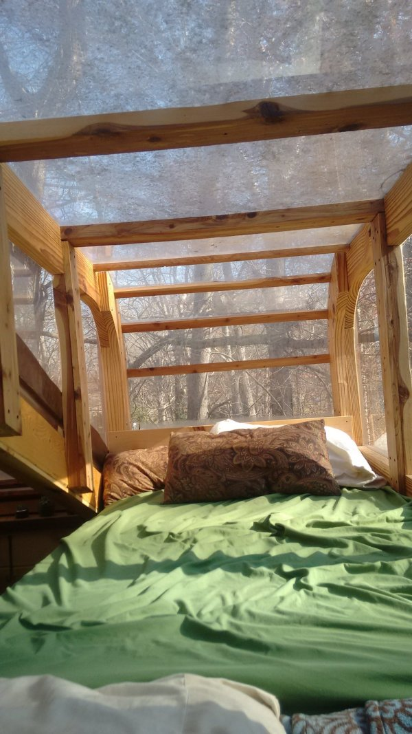 Woolly Resistance Tiny House by Carpenter Owl 007