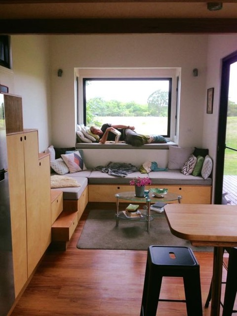 Nadia S Zen Tiny House In Byron Bay Australia