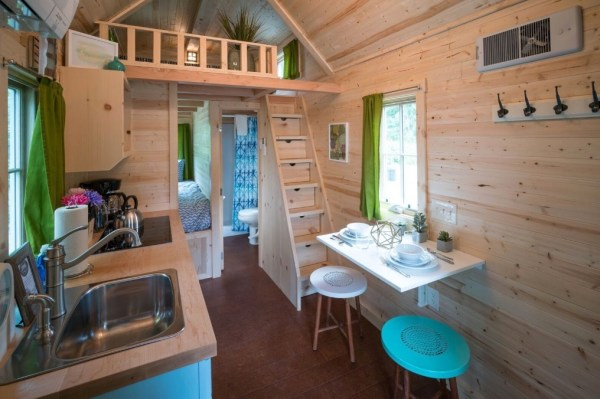 Zoe Cypress 20 Tiny House at Mt Hood Tiny House Village via TinyHouseTalk-com 007