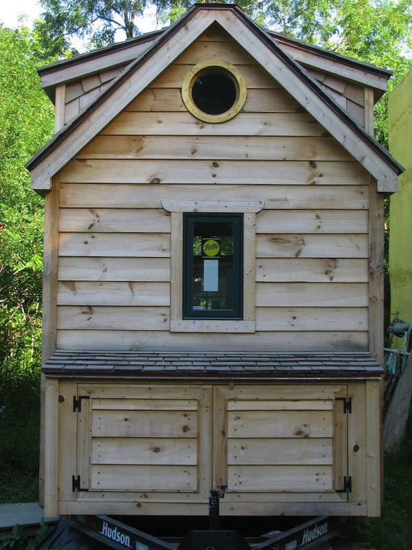 Aldos Tiny House Project And Thoughts on Minimum Housing Size Standards