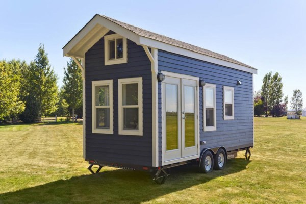 Amalfi Tiny House on Wheels by Tiny Living Homes