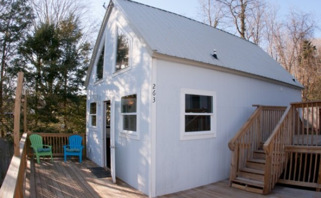 Tiny Cabin Vacation Rental In Asheville Nc