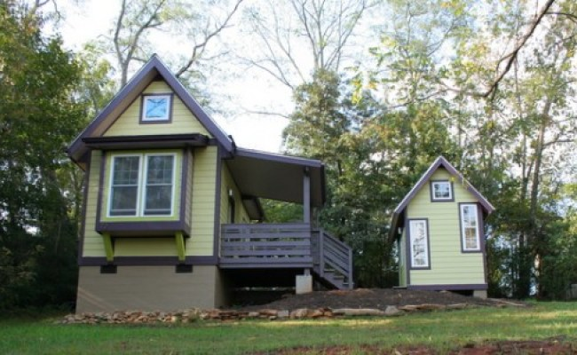 Legally Permitted Tiny House In Asheville