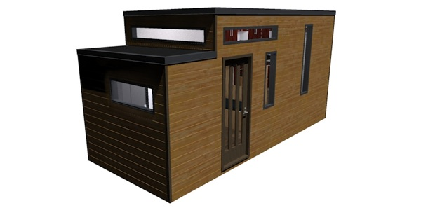 Athru Tiny House Design by Humble Homes (1)
