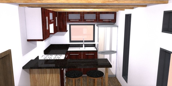 Athru Tiny House Design by Humble Homes (6)