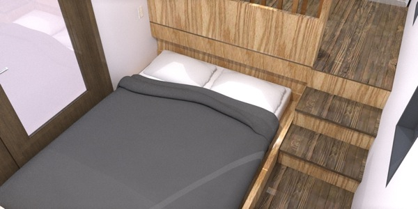 Athru Tiny House Design by Humble Homes (9)
