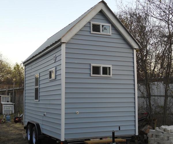 Austin Tiny House on a Trailer
