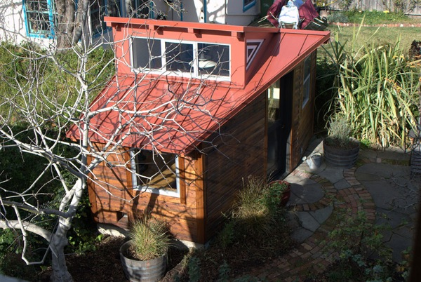 Backyard Tiny House Office Studio (1)