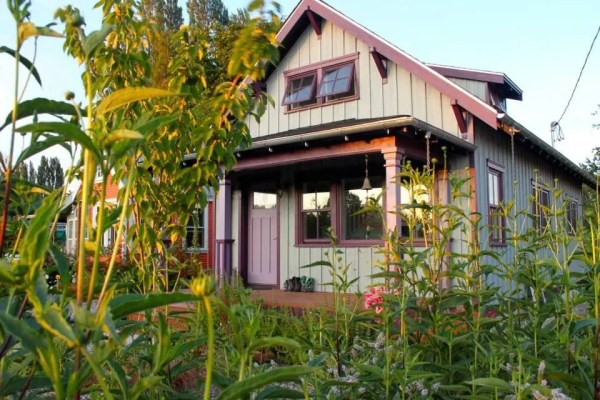 765 Sq. Ft. Oceanfront Cottage for Sale