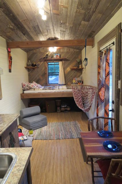Bens Tiny House For Sale near Austin Texas