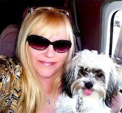 Brenda and Gabriel in 91 G20 Van