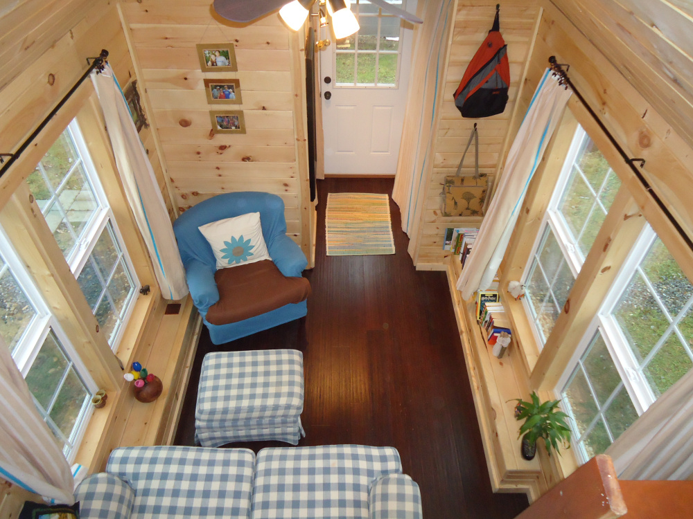 Brevard Tiny House Company And Their First Tiny Home Build