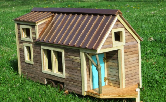 How To Build A Tiny House The Robins Nest By Brevard Tiny
