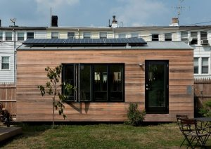 210 Sq. Ft. No Loft Modern Tiny Home