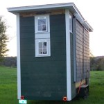 Cai House - Tiny And Mobile But Expands to 420 Square Feet!