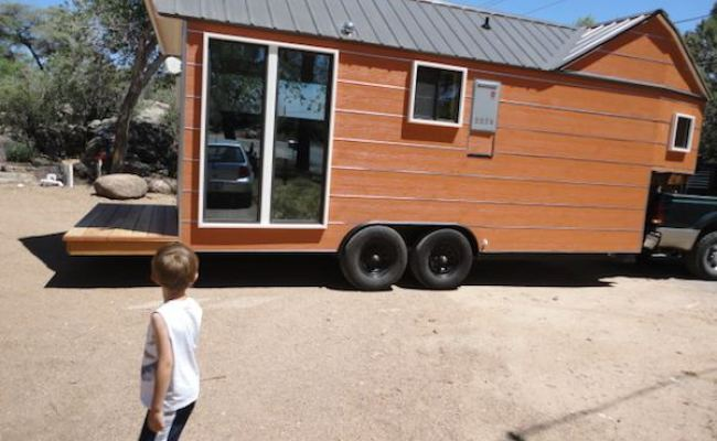 Meet This Couple Living In A 204 Square Foot Tiny House