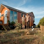 Clothesline Tiny Homes Family Portrait