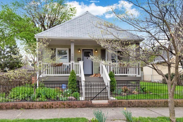 766 Sq. Ft. Cottage with Garage and Basement For Sale