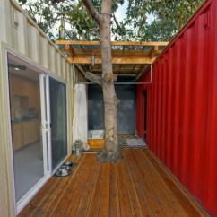 Custom Kitchen Cabinetry Software Modern Shipping Container House In Venice, Ca