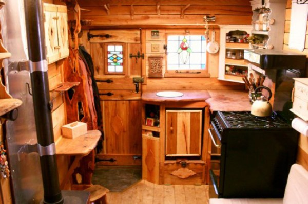 Couple Turn Box Truck Into Tiny Home