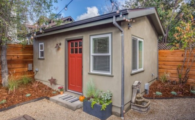 250 Sq Ft Backyard Tiny Guest House