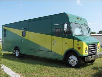 Custom Made & Converted Motorhome RV