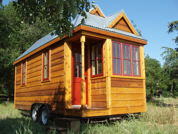 Tiny Home Designs: Cypress 20 Tumbleweed Tiny House