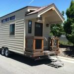 Dakota Tiny House Front