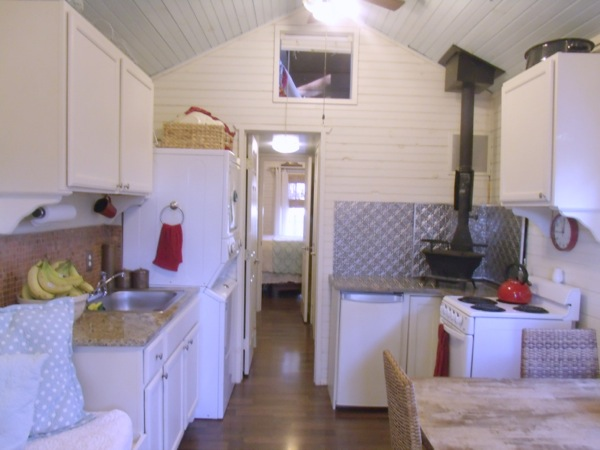 used kitchen on wheels for sale drop leaf white table debra's tiny house sale: 10x38 cottage