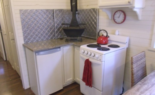 Debra S Tiny House For Sale 10x38 Cottage On Wheels