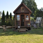 Dee Williams' Tiny House on a Trailer, Photo by Tammy Strobel