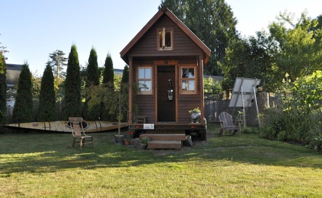 Dee Williams Is Hosting A Tumbleweed Open Tiny House