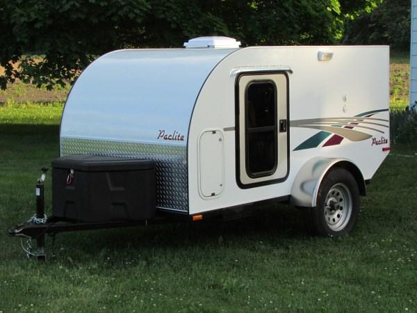 Good DIY Tiny Camping Trailer I Built