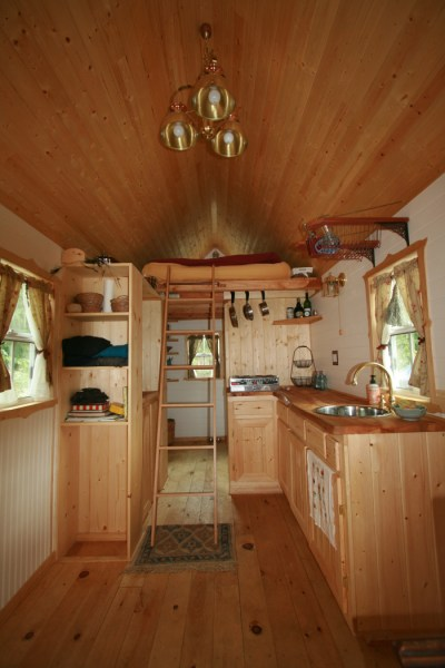 Ella's Tumbleweed Tiny House Kitchen (1)