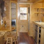 Erick's Tiny House on Wheels and a Video Tour of the Construction Process