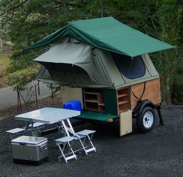 diy tent campers you