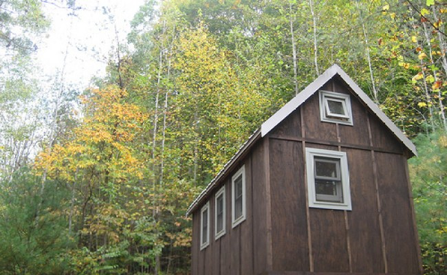 Life In 120 Square Feet Our Tiny House Foundation